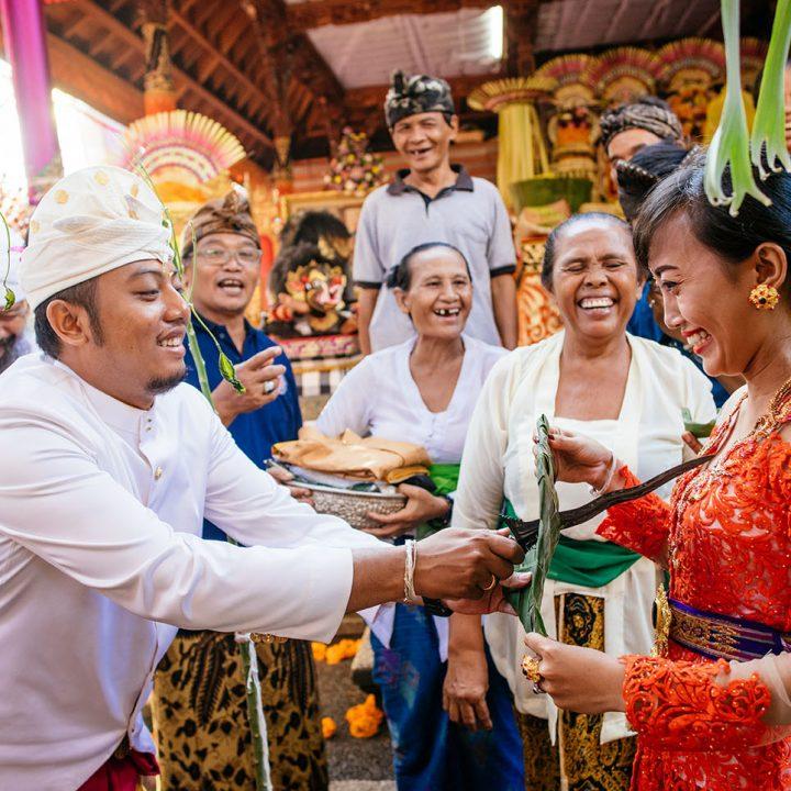 WEDDING TRADITIONAL BALI | ANA & LISA | UBUD BALI